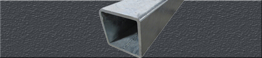 Galvanised Square Tube