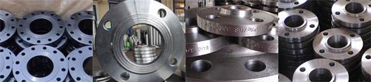 CS Slip-On Flanges
